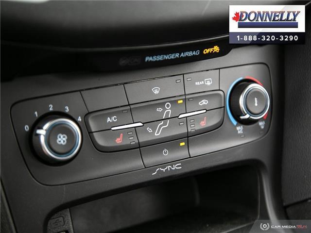 2018 Ford Focus SE (Stk: DR2253) in Ottawa - Image 20 of 29