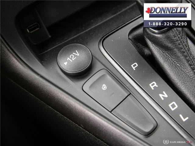 2018 Ford Focus SE (Stk: DR2253) in Ottawa - Image 27 of 29