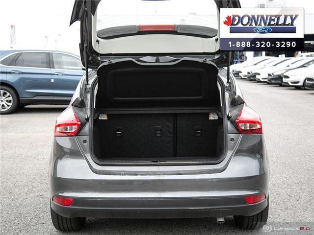 2018 Ford Focus SE (Stk: DR2248) in Ottawa - Image 11 of 29