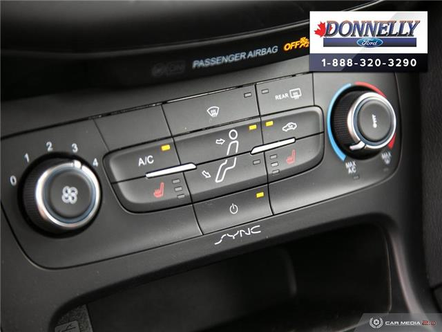 2018 Ford Focus SE (Stk: DR2247) in Ottawa - Image 20 of 29