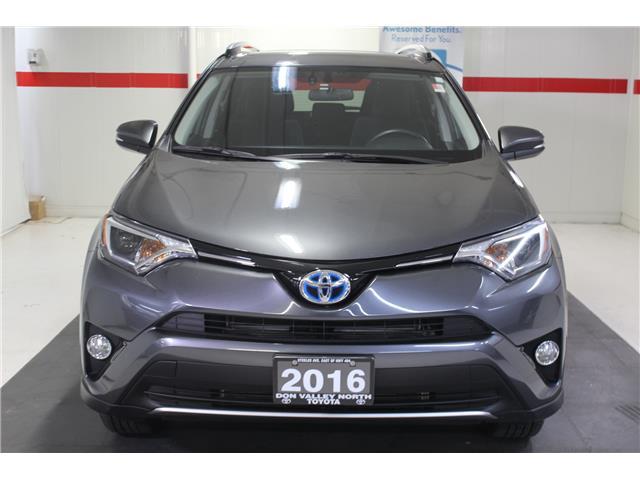 2016 Toyota RAV4 Hybrid XLE (Stk: 298734S) in Markham - Image 3 of 27