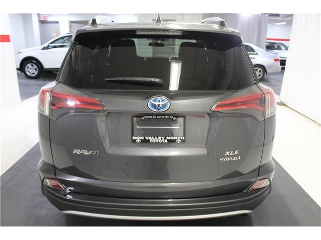 2016 Toyota RAV4 Hybrid XLE (Stk: 298734S) in Markham - Image 22 of 27