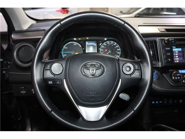 2016 Toyota RAV4 Hybrid XLE (Stk: 298734S) in Markham - Image 11 of 27