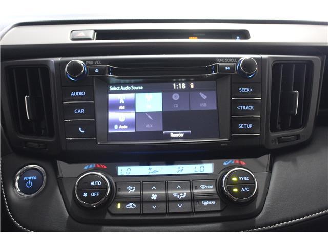 2016 Toyota RAV4 Hybrid XLE (Stk: 298734S) in Markham - Image 13 of 27