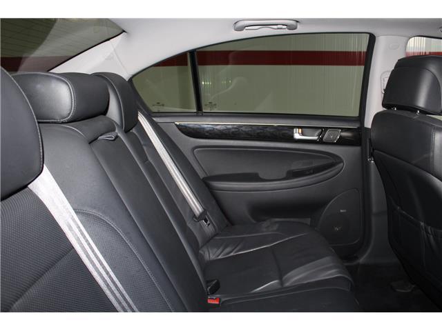 2013 Hyundai Genesis 3.8 Premium (Stk: 298581S) in Markham - Image 22 of 27