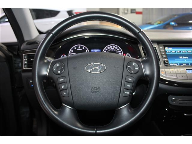 2013 Hyundai Genesis 3.8 Premium (Stk: 298581S) in Markham - Image 12 of 27