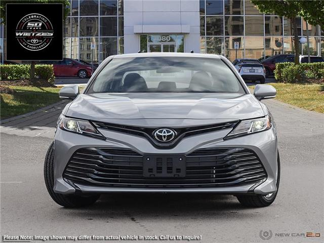 2019 Toyota Camry LE (Stk: 69126) in Vaughan - Image 2 of 24
