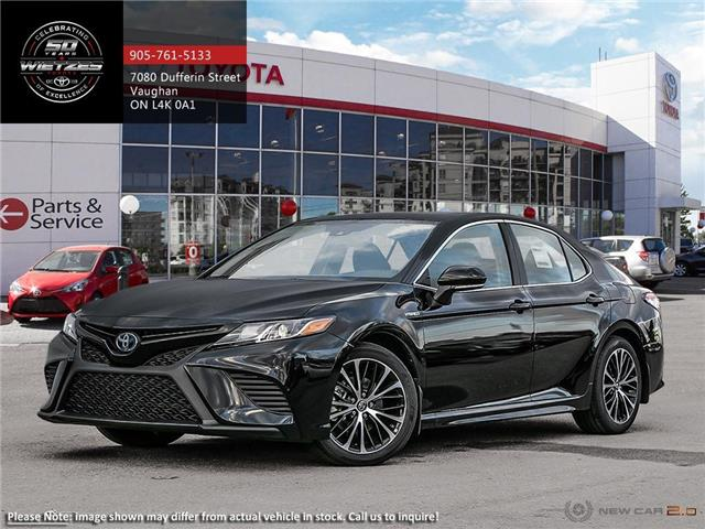 2019 Toyota Camry Hybrid SE (Stk: 69127) in Vaughan - Image 1 of 24