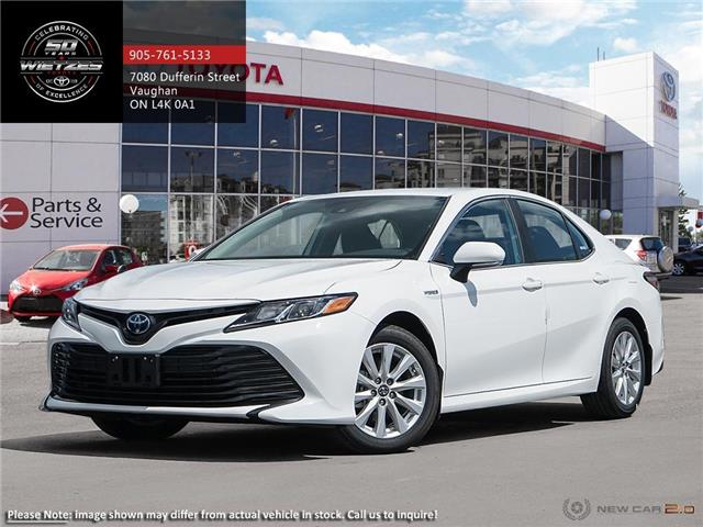 2019 Toyota Camry Hybrid LE (Stk: 69124) in Vaughan - Image 1 of 24
