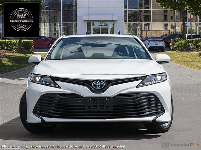 2019 Toyota Camry Hybrid LE (Stk: 69124) in Vaughan - Image 2 of 24