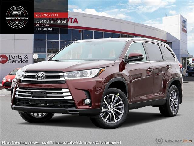 2019 Toyota Highlander XLE AWD (Stk: 69116) in Vaughan - Image 1 of 24