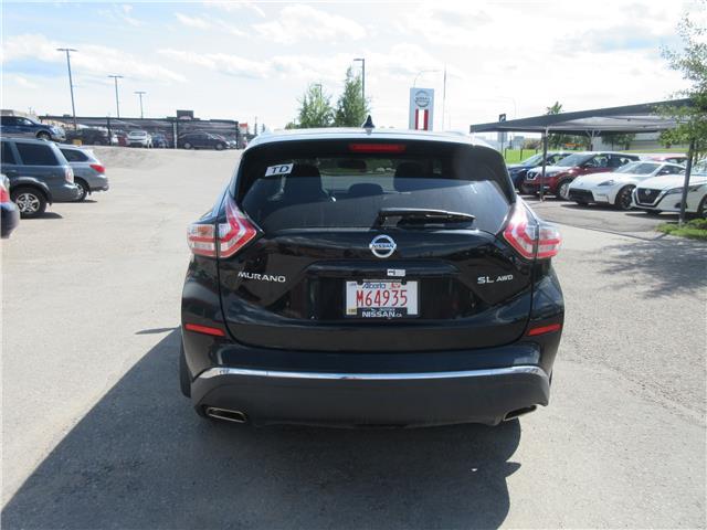 2018 Nissan Murano SL (Stk: 8101) in Okotoks - Image 21 of 22