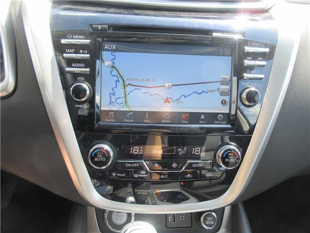 2018 Nissan Murano SL (Stk: 8101) in Okotoks - Image 7 of 22