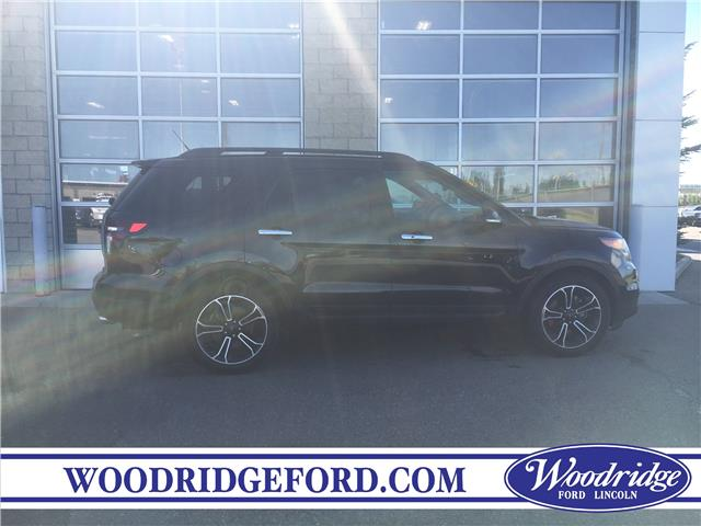 2014 Ford Explorer Sport (Stk: J-2750A) in Calgary - Image 2 of 24