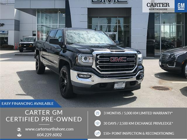 2016 GMC Sierra 1500 SLE (Stk: 972510) in North Vancouver - Image 1 of 27