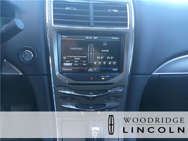 2015 Lincoln MKX Base (Stk: K-1488A) in Calgary - Image 12 of 21