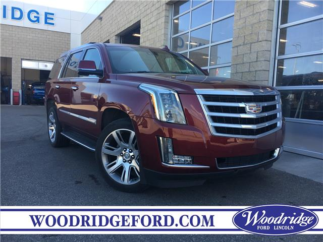 2016 Cadillac Escalade Premium Collection (Stk: K-2044A) in Calgary - Image 1 of 24