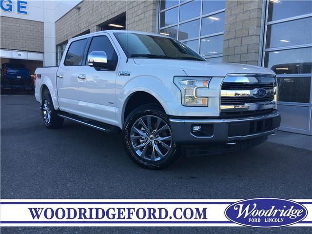 2017 Ford F-150 Lariat (Stk: K-2442A) in Calgary - Image 1 of 19