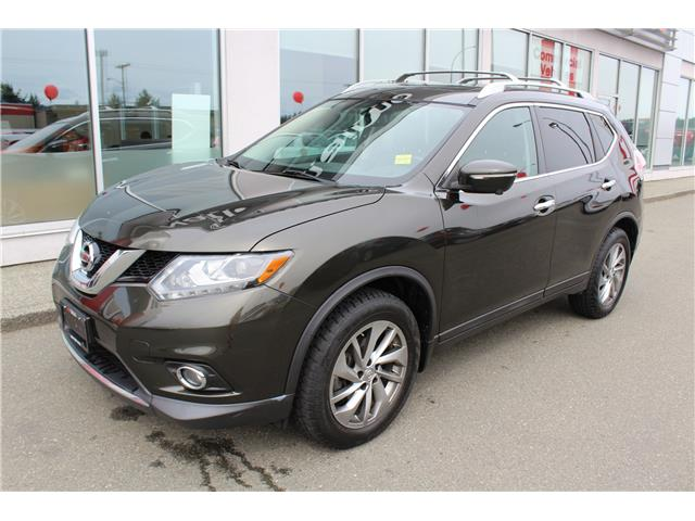 2014 Nissan Rogue  (Stk: 9K9586A) in Nanaimo - Image 1 of 9