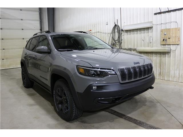 2019 Jeep Cherokee Upland (Stk: KT104) in Rocky Mountain House - Image 3 of 24
