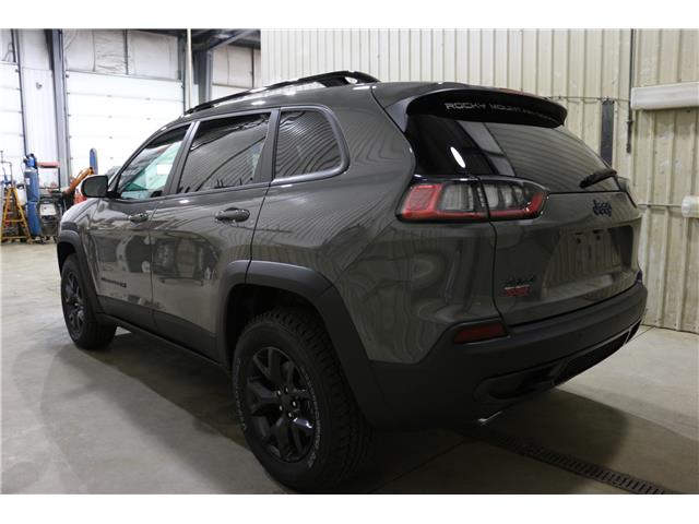2019 Jeep Cherokee Upland (Stk: KT104) in Rocky Mountain House - Image 6 of 24