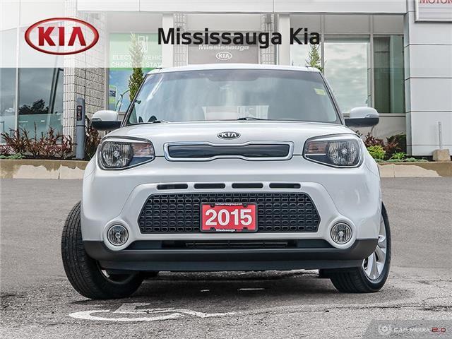 2015 Kia Soul EX+ (Stk: 3480P) in Mississauga - Image 2 of 27