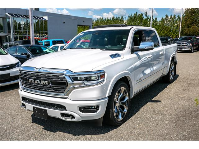 2019 RAM 1500 Limited (Stk: K863335) in Abbotsford - Image 3 of 27