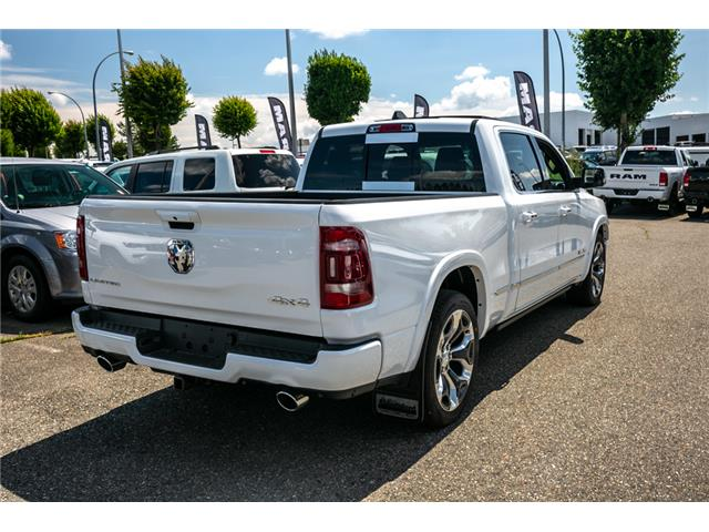 2019 RAM 1500 Limited (Stk: K863335) in Abbotsford - Image 7 of 27