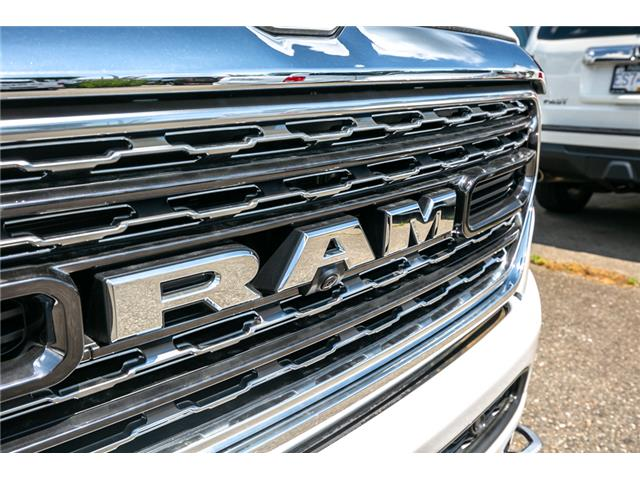 2019 RAM 1500 Limited (Stk: K863335) in Abbotsford - Image 10 of 27