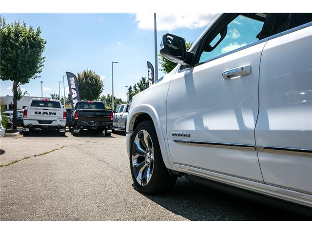 2019 RAM 1500 Limited (Stk: K863335) in Abbotsford - Image 17 of 27
