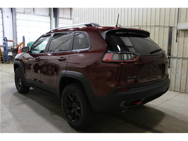 2019 Jeep Cherokee Trailhawk (Stk: KT100) in Rocky Mountain House - Image 6 of 28