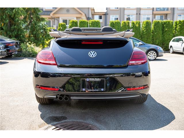 2018 Volkswagen Beetle 2.0 TSI Coast (Stk: JB517123) in Vancouver - Image 6 of 14