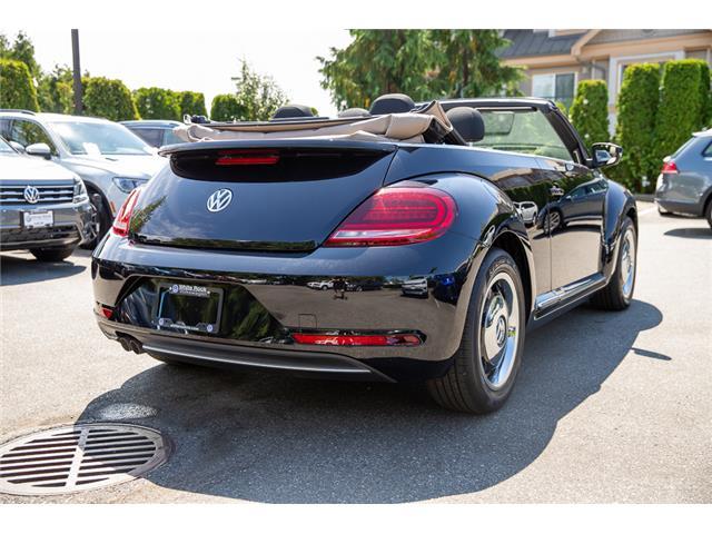 2018 Volkswagen Beetle 2.0 TSI Coast (Stk: JB517123) in Vancouver - Image 7 of 14