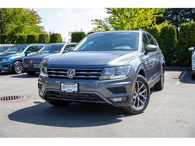 2019 Volkswagen Tiguan Comfortline (Stk: KT117064) in Vancouver - Image 3 of 29