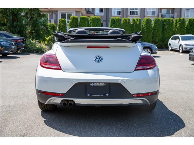 2019 Volkswagen Beetle 2.0 TSI Dune (Stk: KB503683) in Vancouver - Image 6 of 30