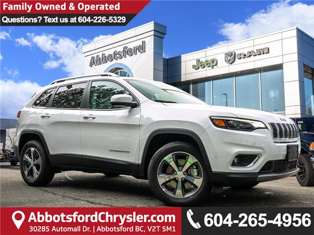 2019 Jeep Cherokee Limited (Stk: K467083) in Abbotsford - Image 1 of 24
