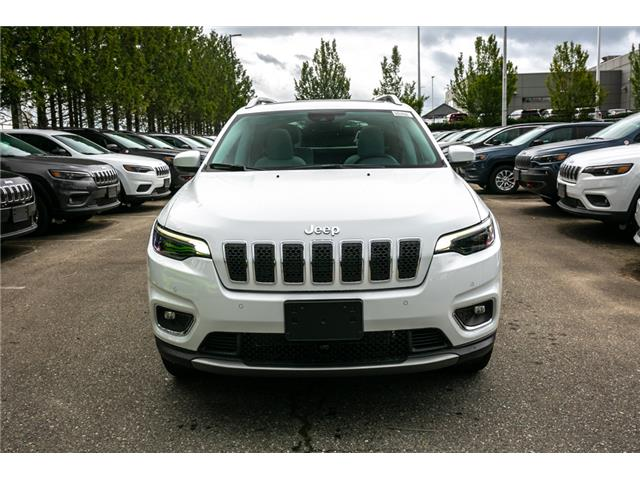 2019 Jeep Cherokee Limited (Stk: K467083) in Abbotsford - Image 2 of 24