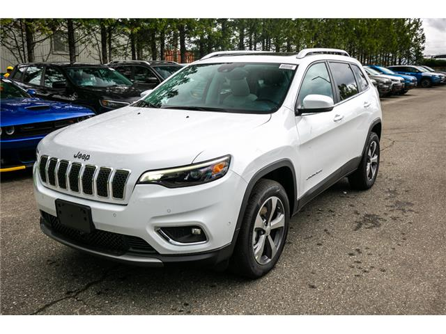 2019 Jeep Cherokee Limited (Stk: K467083) in Abbotsford - Image 3 of 24