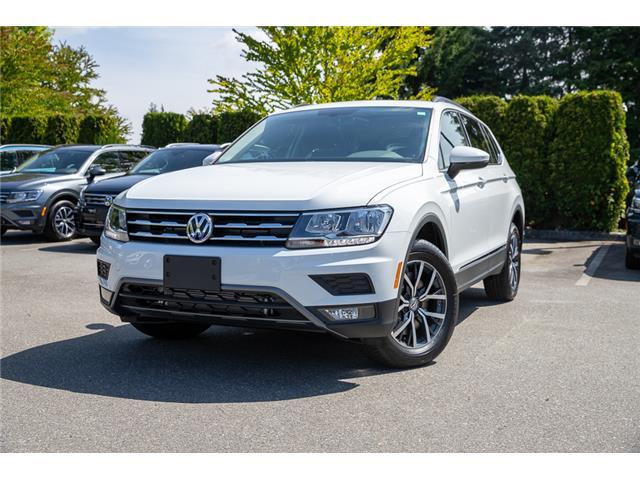 2019 Volkswagen Tiguan Comfortline (Stk: KT136899) in Vancouver - Image 3 of 29
