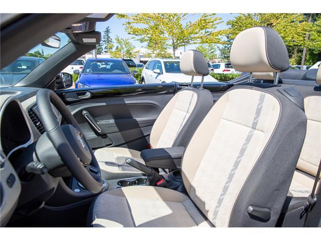 2018 Volkswagen Beetle 2.0 TSI Coast (Stk: JB517123) in Vancouver - Image 11 of 14