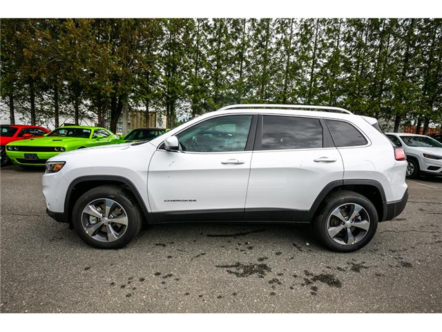 2019 Jeep Cherokee Limited (Stk: K467083) in Abbotsford - Image 4 of 24