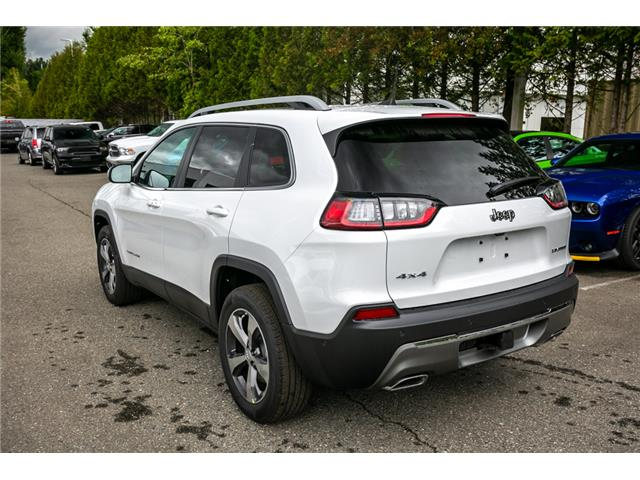 2019 Jeep Cherokee Limited (Stk: K467083) in Abbotsford - Image 5 of 24