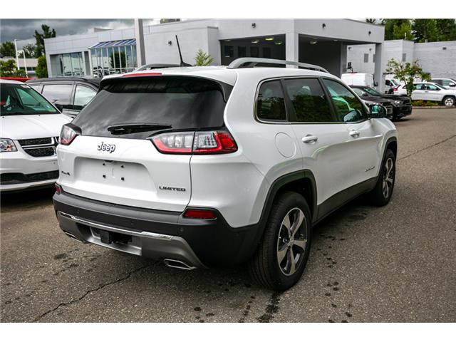 2019 Jeep Cherokee Limited (Stk: K467083) in Abbotsford - Image 7 of 24