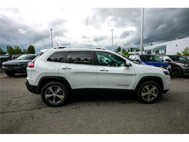 2019 Jeep Cherokee Limited (Stk: K467083) in Abbotsford - Image 8 of 24