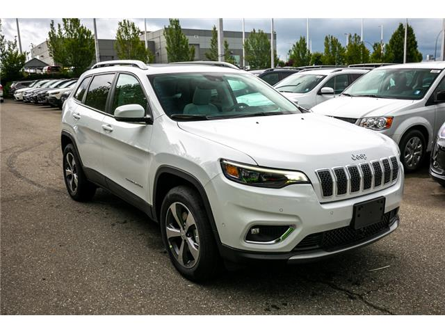 2019 Jeep Cherokee Limited (Stk: K467083) in Abbotsford - Image 9 of 24