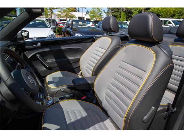 2019 Volkswagen Beetle 2.0 TSI Dune (Stk: KB503683) in Vancouver - Image 12 of 30