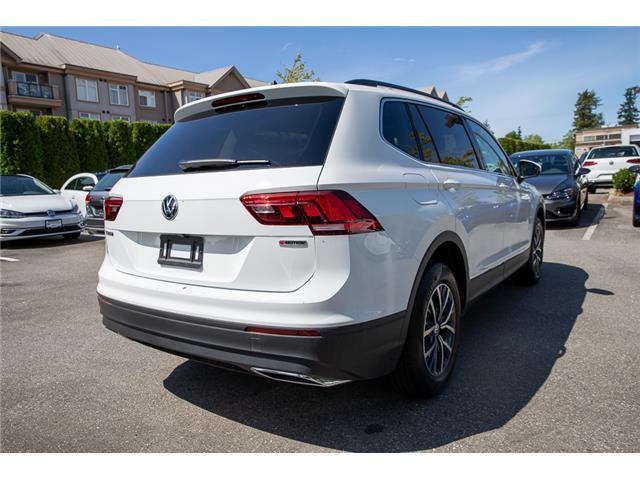 2019 Volkswagen Tiguan Comfortline (Stk: KT136899) in Vancouver - Image 7 of 29