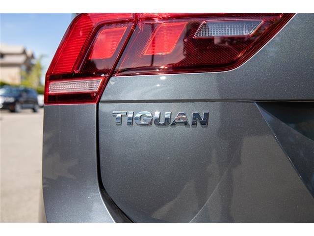 2019 Volkswagen Tiguan Comfortline (Stk: KT117064) in Vancouver - Image 10 of 29