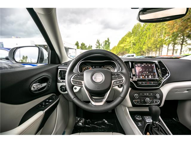 2019 Jeep Cherokee Limited (Stk: K467083) in Abbotsford - Image 18 of 24