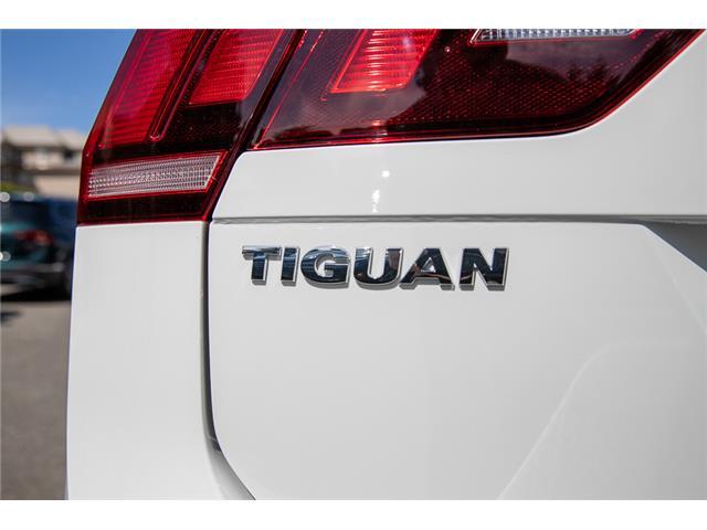 2019 Volkswagen Tiguan Comfortline (Stk: KT136899) in Vancouver - Image 10 of 29